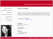 Bewerbungshomepage - Online zum Job