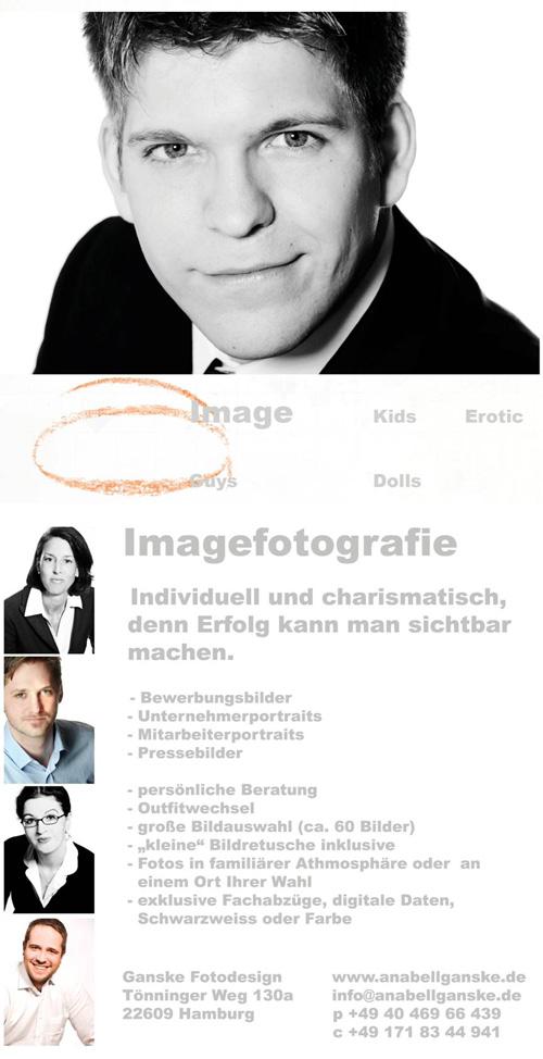 Fotograf für professionelle Bewerbungsfotos in Hamburgganske fotodesign